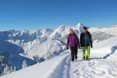 Winterbergbahnen und Skifahren inklusive