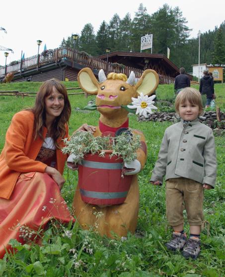 WunderWanderWeg in St. Anton am Arlberg