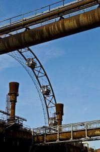 Der Welterbe Zollverein in Essen