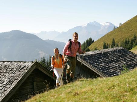 Die Wunderwelt der Alpen auf Schusters Rappen erkunden